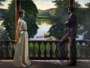 Målning från Göteborgs konstmusem