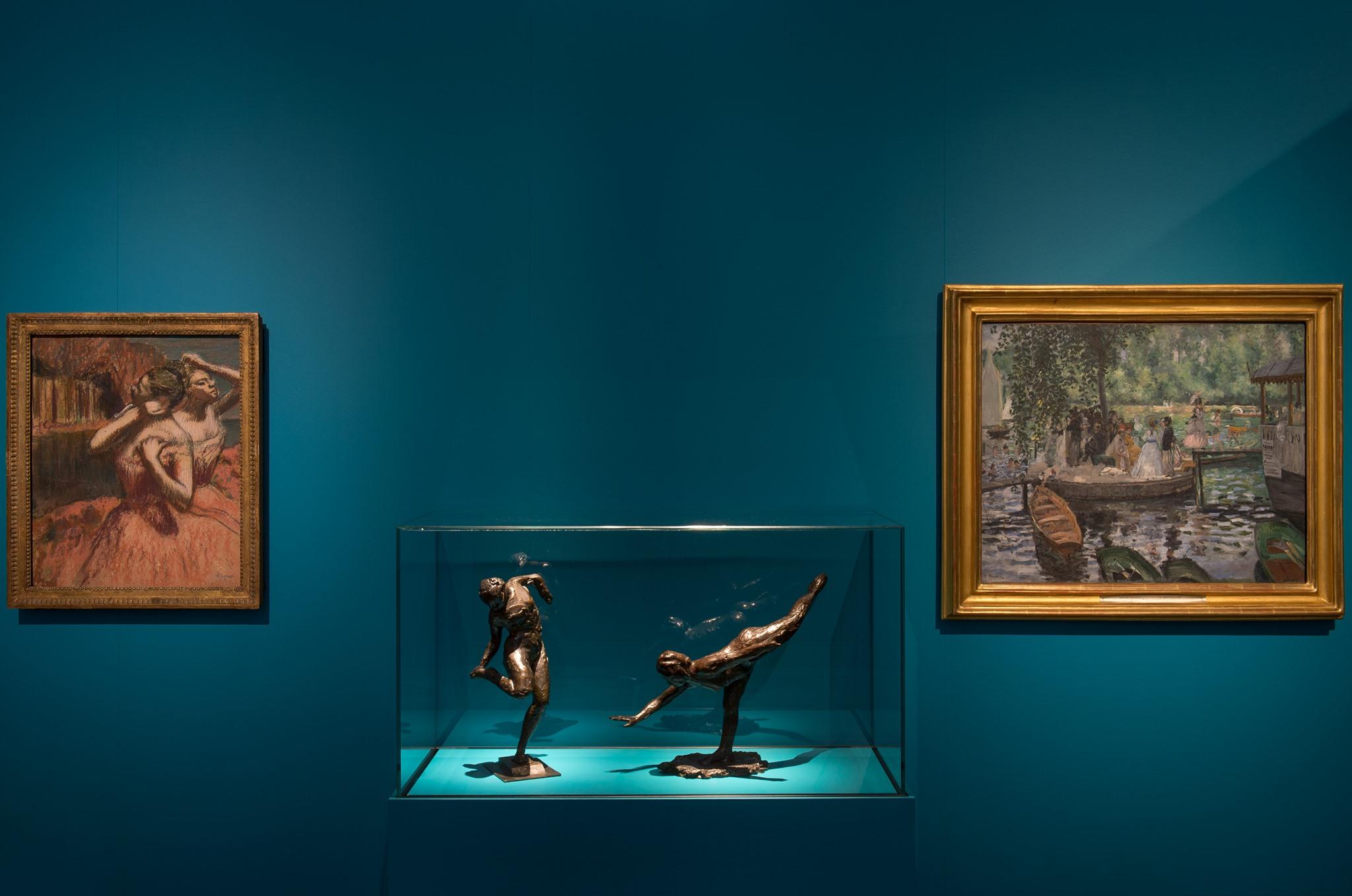 Visning med genusperspektiv av nya Nationalmuseum